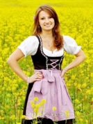 Angelika Bachinger - Rother Spargel-Prinzessin